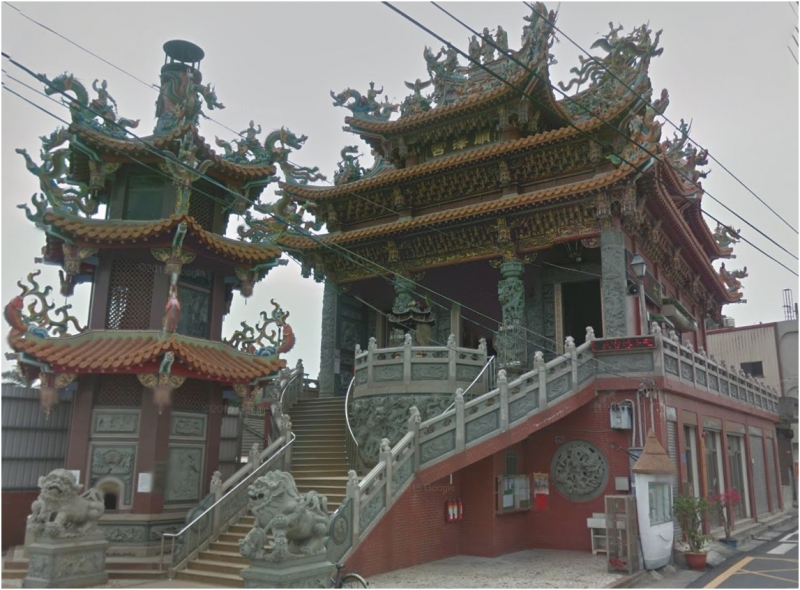 埔鹽順澤宮