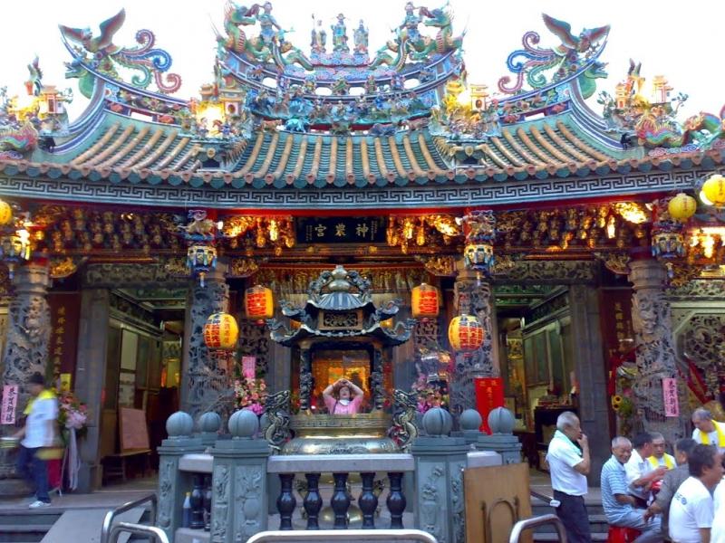 財團法人台北市士林神農宮