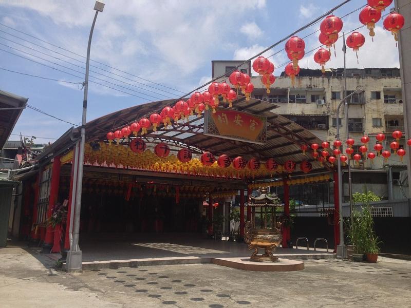 財團法人台灣省台中市均安宮