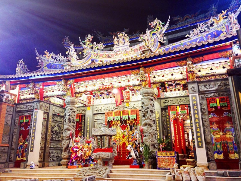 財團法人台灣省台中市北台中城隍廟
