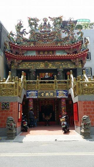 台南市開基開帝殿