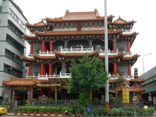 財團法人台北市覺修宮