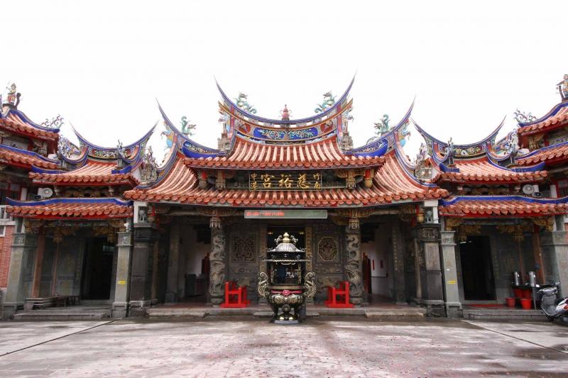 竹南中港慈裕宮