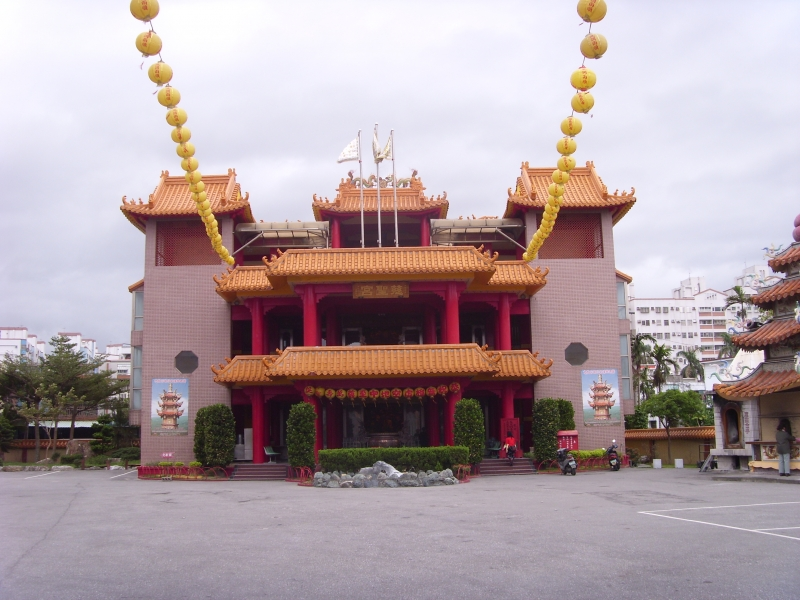 東源花蓮慈聖宮