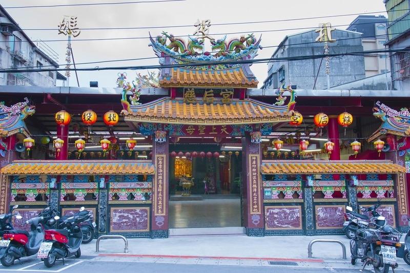 財團法人台北市北投慈后宮