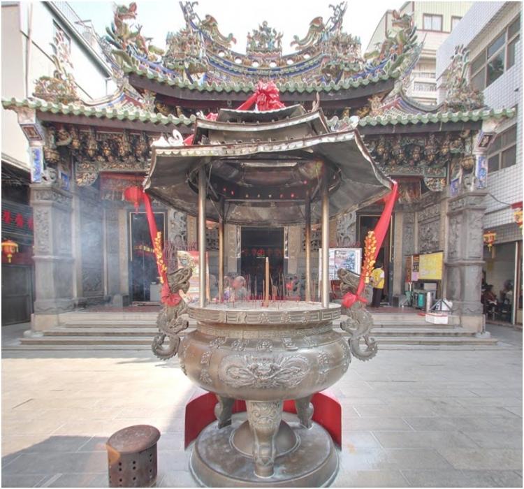 財團法人台灣省嘉義市城隍廟