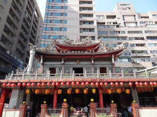 台北府城隍廟