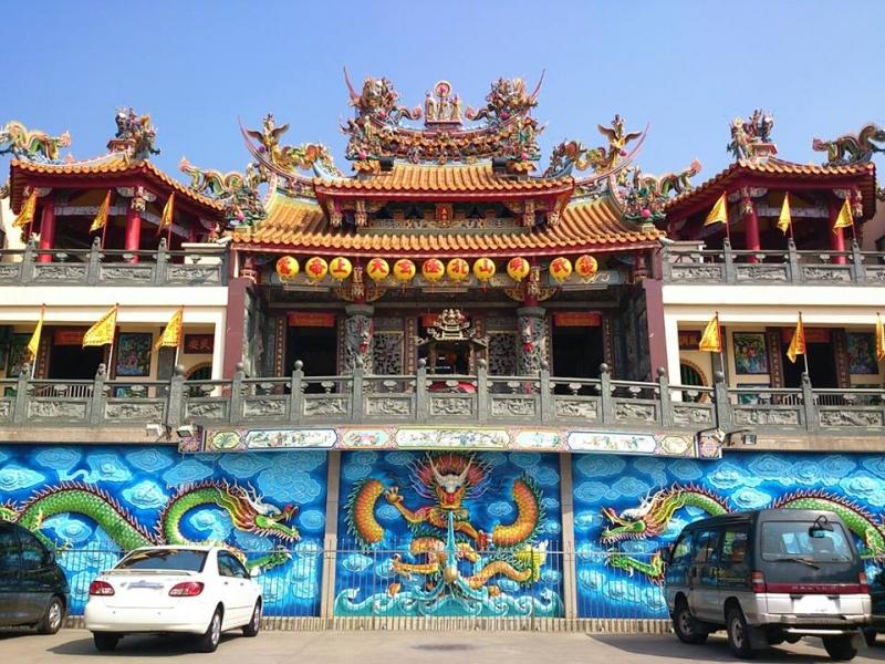 武明山玄天上帝廟